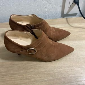 Nine West  low ankle booties